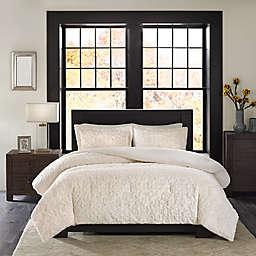 Madison Park® Bismarck Ultra Plush 3-Piece Comforter Set