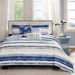 Madison Park Marina 6-Piece Coverlet Set