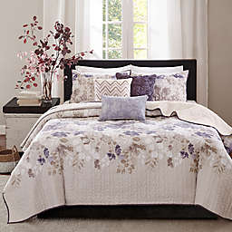 Madison Park Luna 6-Piece Coverlet Set