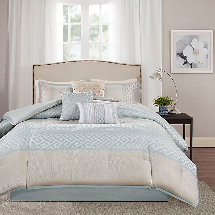 Alternate image 1 for Madison Park® Bennett 7-Piece Comforter Set