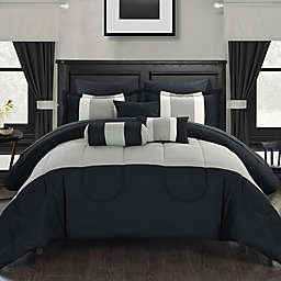 Chic Home Wanstead 20-Piece Comforter Set