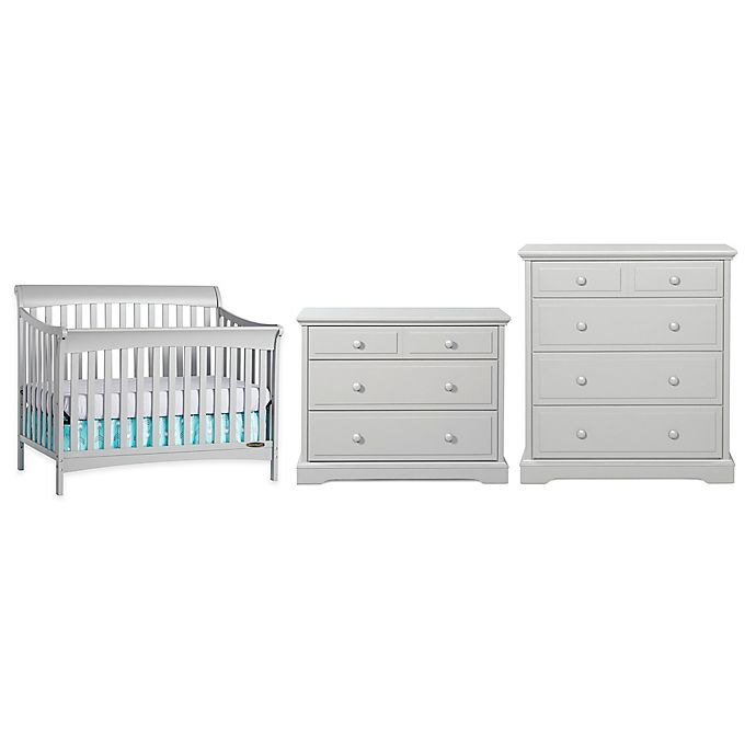 Alternate image 1 for Child Craft™ Coventry Nursery Furniture Collection in Cool Grey