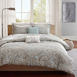 Madison Park Ronan Duvet Cover Set