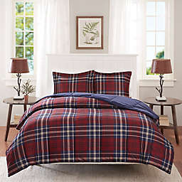 Madison Park Essentials Bernard 3M Scotchgard Down Alternative Comforter Set