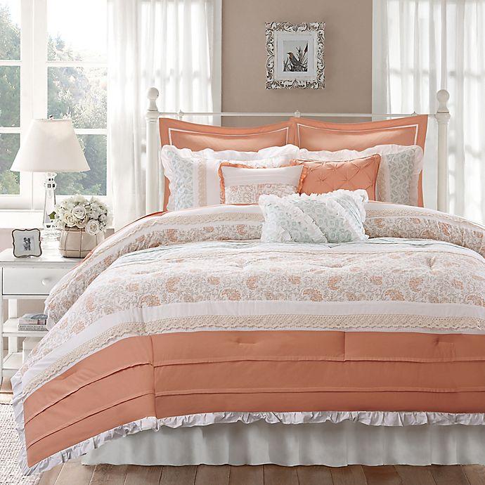 Alternate image 1 for Madison Park Dawn 9-Piece Comforter Set