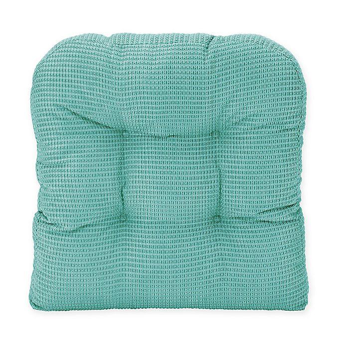 Alternate image 1 for Therapedic® Memory Foam Chair Pad