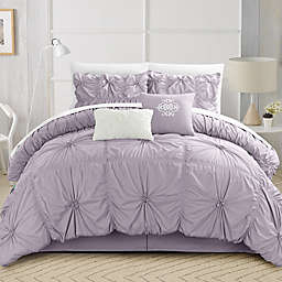Chic Home Hilton 6-Piece Comforter Set