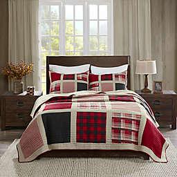 Woolrich® Huntington 3-Piece Reversible Quilt Set