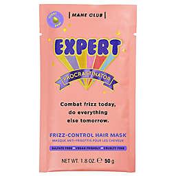 Mane Club Expert Procrastinator 1.8 oz. Frizz Control Hair Mask