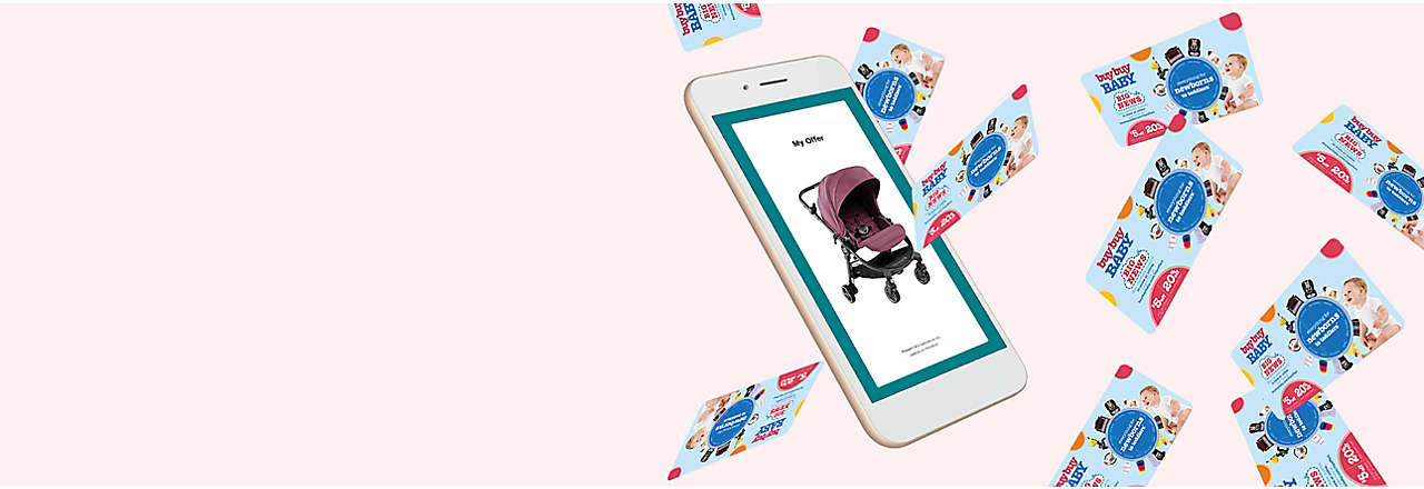 Access Your Buybuy BABY Coupons Anywhere Anytime