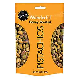 Wonderful® 5.5 oz. Honey Roasted Pistachios