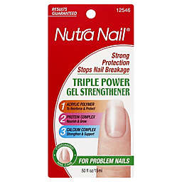 Nutra Nail® 0.50 oz. Triple Power Gel Nail Strengthener