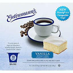 Entenmann's® Vanilla Coffee Keurig® K-Cup® Pods 18-Count