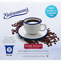 Entenmann's® Dark Roast Coffee Keurig® K-Cup® Pods 18-Count