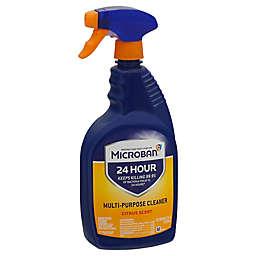 Microban 32 oz. Citrus Scent Multi-Purpose Cleaner