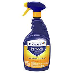 Microban 32 oz. Citrus Scent Bathroom Cleaner