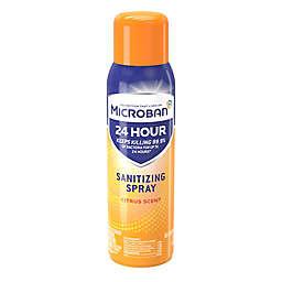 Microban 15 oz. Citrus Scent Disinfecting Spray