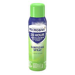 Microban 15 oz. Fresh Scent Disinfecting Spray