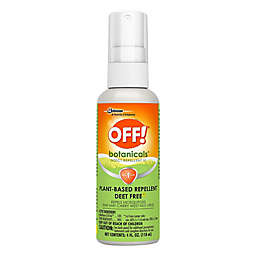 OFF!® 4 oz. Insect Repellant IV