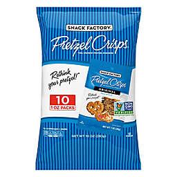 Snack Factory® 10-Pack Deli Style Pretzel Crisps®