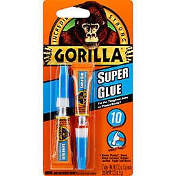 Gorilla Glue® 2-Pack Super Glue