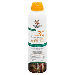 Australian Gold Continuous Spray SPF 30 Sunscreen with Insect Repellent