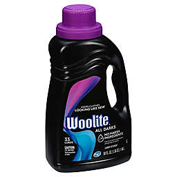 Woolite 50 oz. All Darks with EverCare Liquid Laundry Detergent