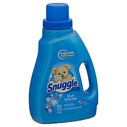 Snuggle® Blue Sparkle® 50 oz. Liquid Fabric Softener