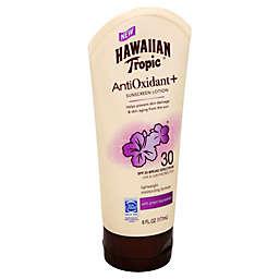 Hawaiian Tropic® 6 fl. oz. Antioxidant + Sunscreen Lotion SPF 30