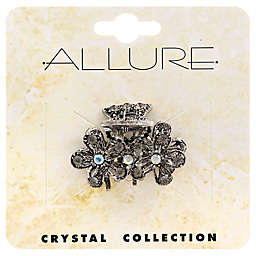 Allure Crystal Collection Small Rhinestone Jaw Clip