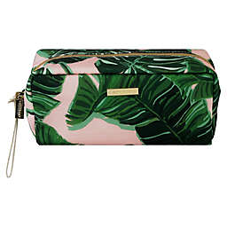 Allegro Tropical Print Storage Pouch Makeup Bag Organizer