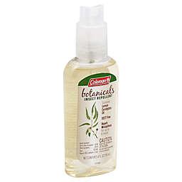 Coleman® 4 fl. oz. Deet-Free Botanicals Insect Repellent with Lemon Eucalyptus Oil