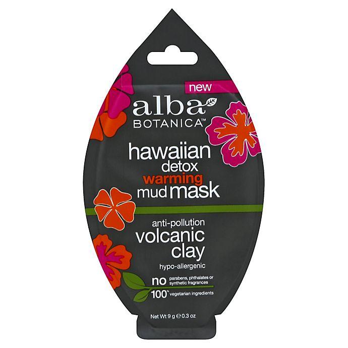 Alternate image 1 for Alba Botanica® Hawaiian Detox Warming Mud Mask