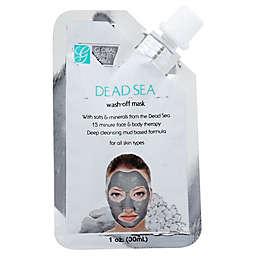Global Beauty Care 1 oz. Dead Sea Wash-Off Face Mask