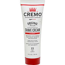 Cremo® Original Formula 1 oz. Concentrated Shave Cream