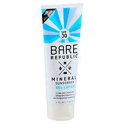 Bare Republic® 4 fl. oz. Mineral Suncreen Gel Lotion SPF 30