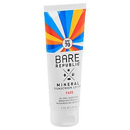 Bare Republic® 2 fl. oz. Mineral Face Suncreen Gel Lotion SPF 70