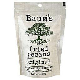 Baum's 4 oz. Original Fried Pecans