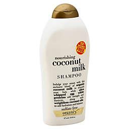 OGX® 19.5 fl. oz. Nourishing Coconut Milk Shampoo