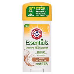 Arm & Hammer® 2.5 oz. Coconut Geranium Essential Deodorant
