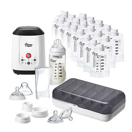 50% off Tommee Tippee® Pump and Go™ Complete Starter Set. Shop Now