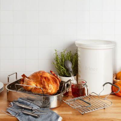 turkey roasting essentials collection | bed bath & beyond